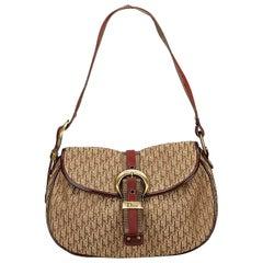 DiorOblique Jacquard Shoulder Bag