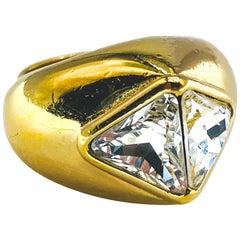 Dior Ring Vintage 1980s