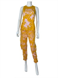 Dior Surf Chick set by John Galliano Resort 2004 Capsule Collection - Y2K Style