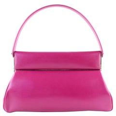 Dior Vanity 9dr0105 Fuchsia Satchel