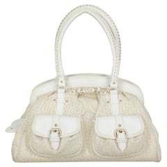 Dior Women  Shoulder bags  Gold Fabric