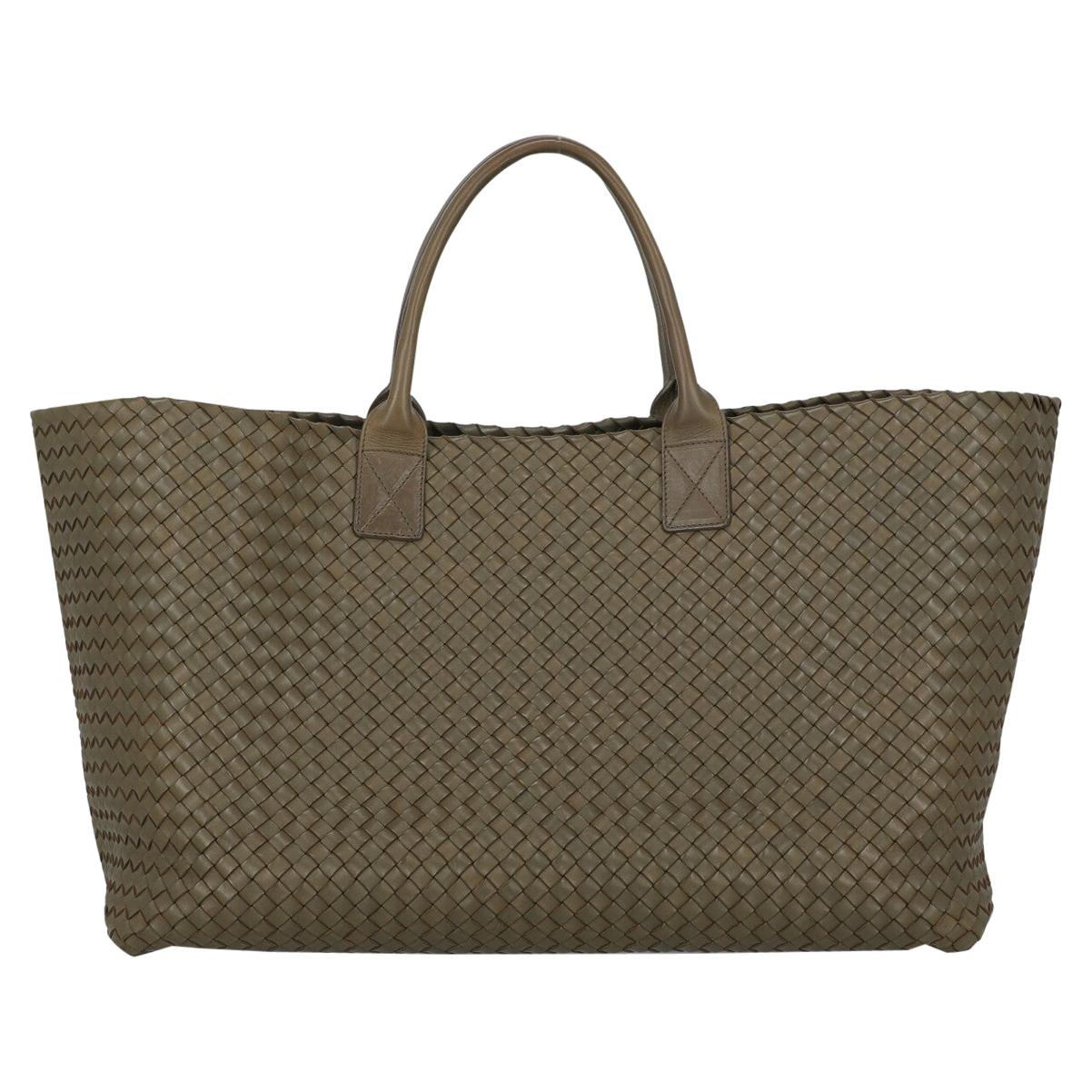 Dior Women's Handbag Green Leather