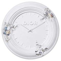 DIOR X DANIEL ARSHAM FUTURE RELIC Limited Edition Eroded Clock XX/100 NEW