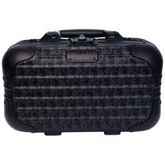 DIOR X RIMOWA Hand Case Black Oblique Aluminum