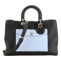 Diorissimo Pocket Tote Leather Large