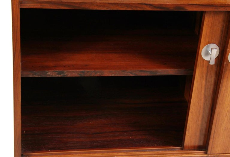 Diplomat Sideboard in Rosewood by Finn Jhul For Sale 1