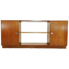 Diplomat Teak Sideboard Modular Bookcase by Finn Juhl for Cado Danish, 1960s