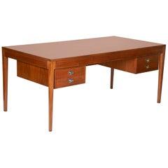 Diplomate Desk in Teak Designed by Finn Juhl