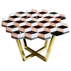 Diplopia Coffee Table by Merve Kahraman