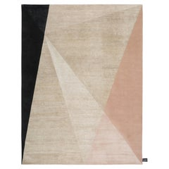 Dipped Angle Rug by CC-Tapis