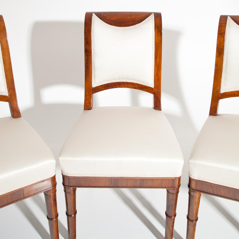 Directoire Chairs, France, 19th Century For Sale 3