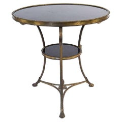 Directoire French Gueridon Table