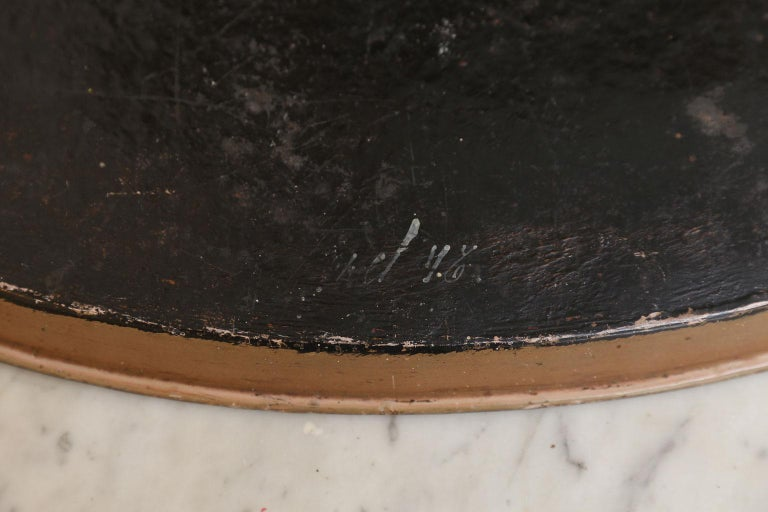 Directoire French Tôle Tray For Sale 6