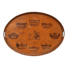 Directoire French Tôle Tray