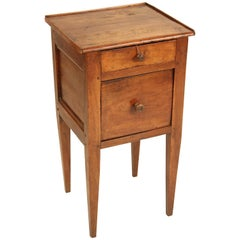 Directoire Fruit Wood Occasional Table