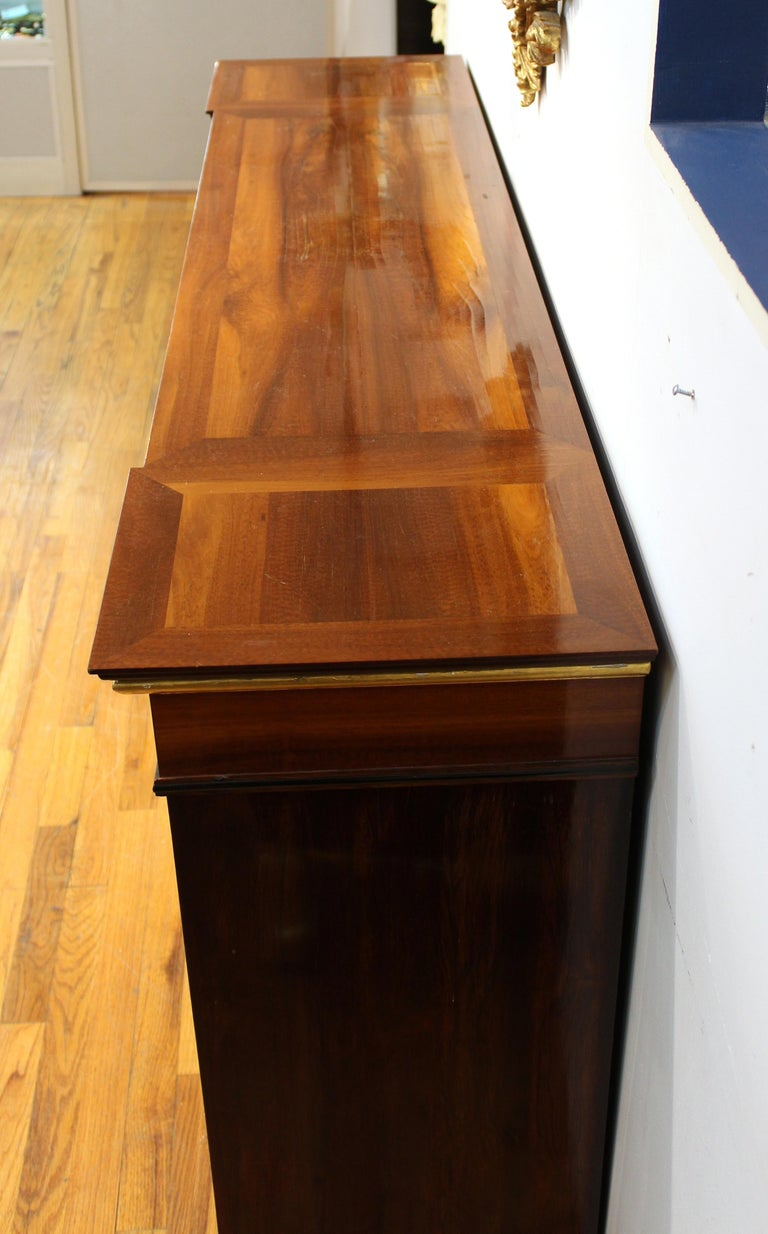 Directoire Style Mahogany Sideboard For Sale 5