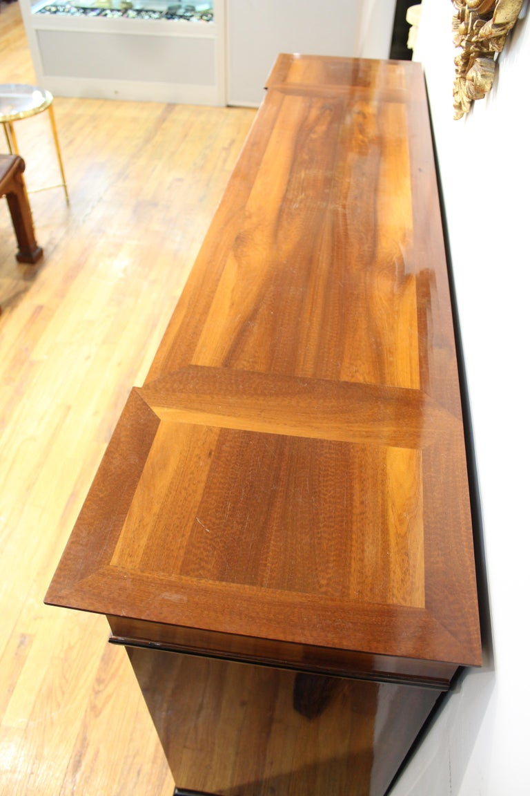 Directoire Style Mahogany Sideboard For Sale 6
