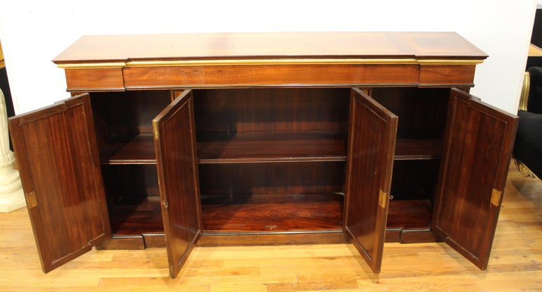 Directoire Style Mahogany Sideboard For Sale 7