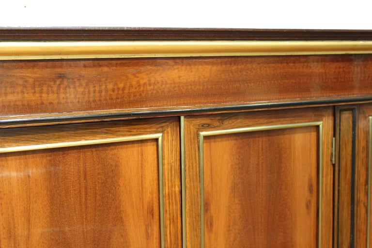 Directoire Style Mahogany Sideboard For Sale 1