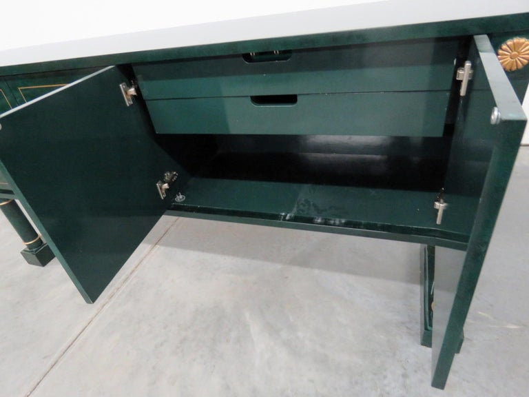 Directoire Style Sideboard Attributed to Maison Jansen For Sale 1