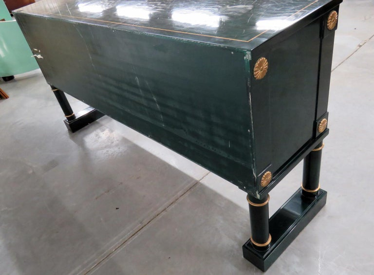 Directoire Style Sideboard Attributed to Maison Jansen For Sale 4