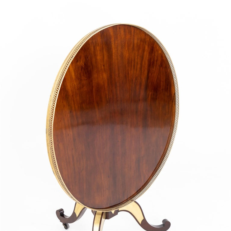 Directoire Table, France, Late 18th Century For Sale 6