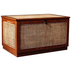Dirty Linen Basket by Pierre Jeanneret