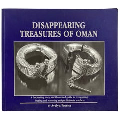 Disappearing Treasures of Oman Book by Avelyn Forster