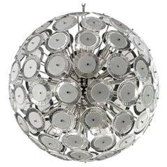 Disco Sputnik Chandelier by Fabio Ltd