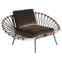 Discovery Brown Armchair