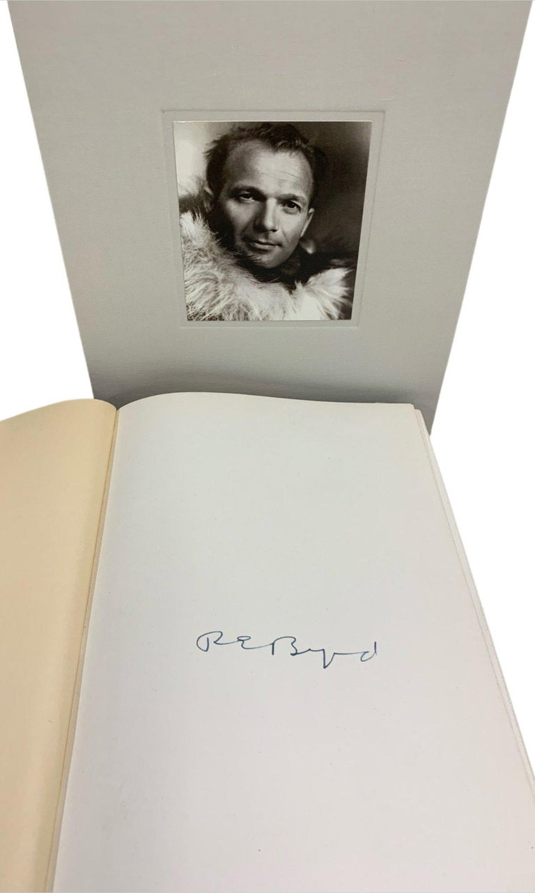 American Discovery the Story of the Second Byrd Antarctic Expedition Signed 1st Edition For Sale