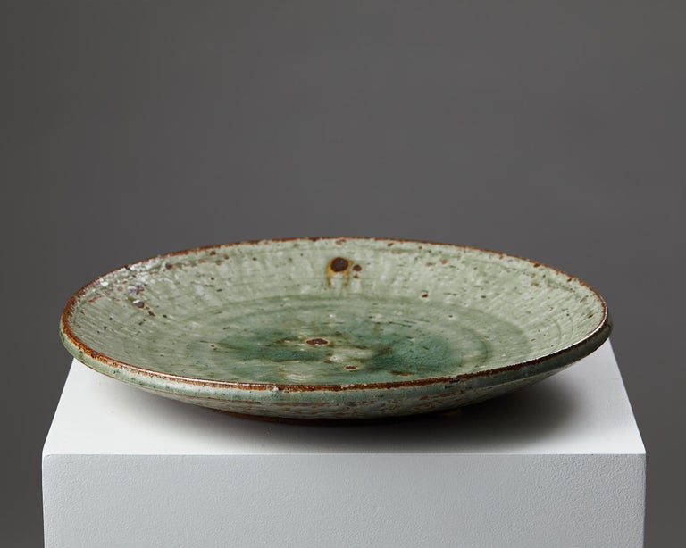 Dish Designed by Marianne Westman for Rörstrand, Sweden, 1960s In Good Condition In Stockholm, SE
