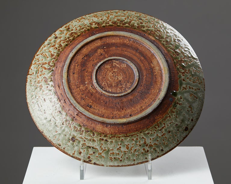 Dish Designed by Marianne Westman for Rörstrand, Sweden, 1960s 1
