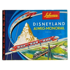 Disneyland Alweg Monorail by Schuco from the 1960s, German Collector Tintoy