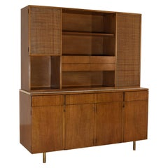 Display Cabinet by Bert England for Johnson Furniture Forward Trend