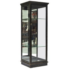 Display Glass Cabinet, Denmark, circa 1900