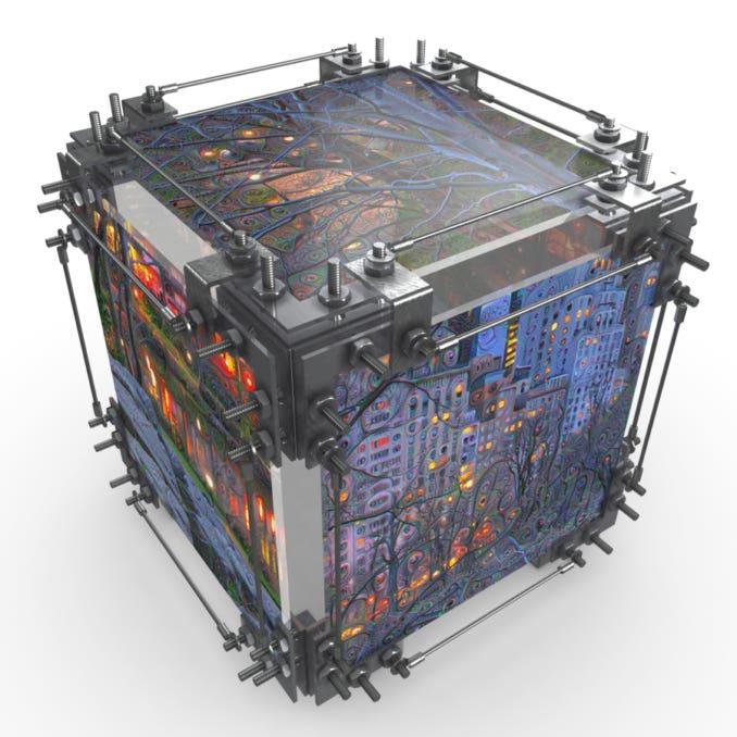 Mining Nightfall Quintet Cube