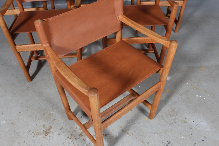 Ditte Heath, Armchairs, FDB, 1970s In Fair Condition For Sale In Esbjerg, DK
