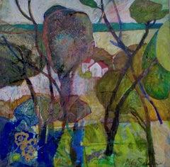 Lost Landscape #1, Original Painting