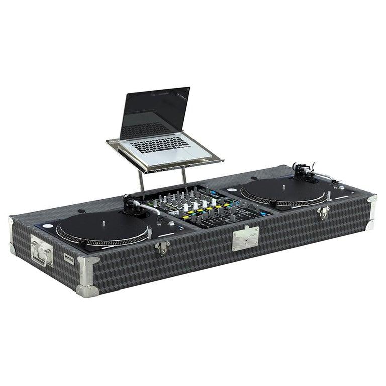 DJ Set Vinyl Trunk For Sale