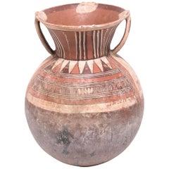 Djerma Painted Water Vessel