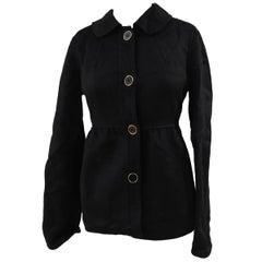 DKNY Black wool jacket