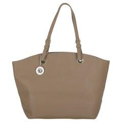 Dkny Woman Shoulder bag Brown Leather