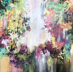 High Desert, Painting, Acrylic on Canvas