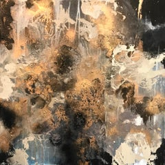 Holding Back, Abstract Painting