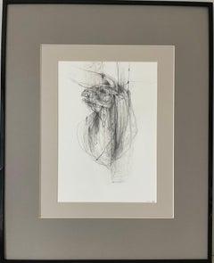 Bul IlI - expressive line drawing