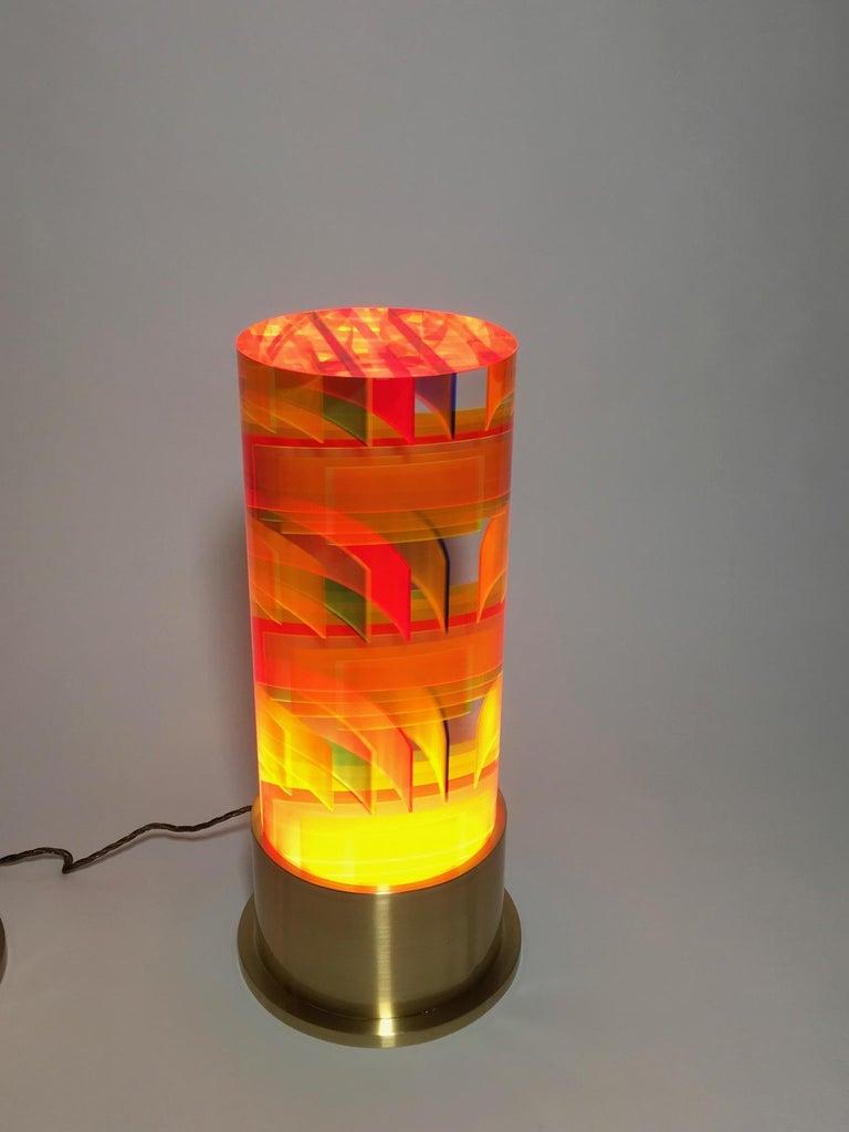 """Leuchte """"DNA"""" von Studio Superego, Italien 5"""