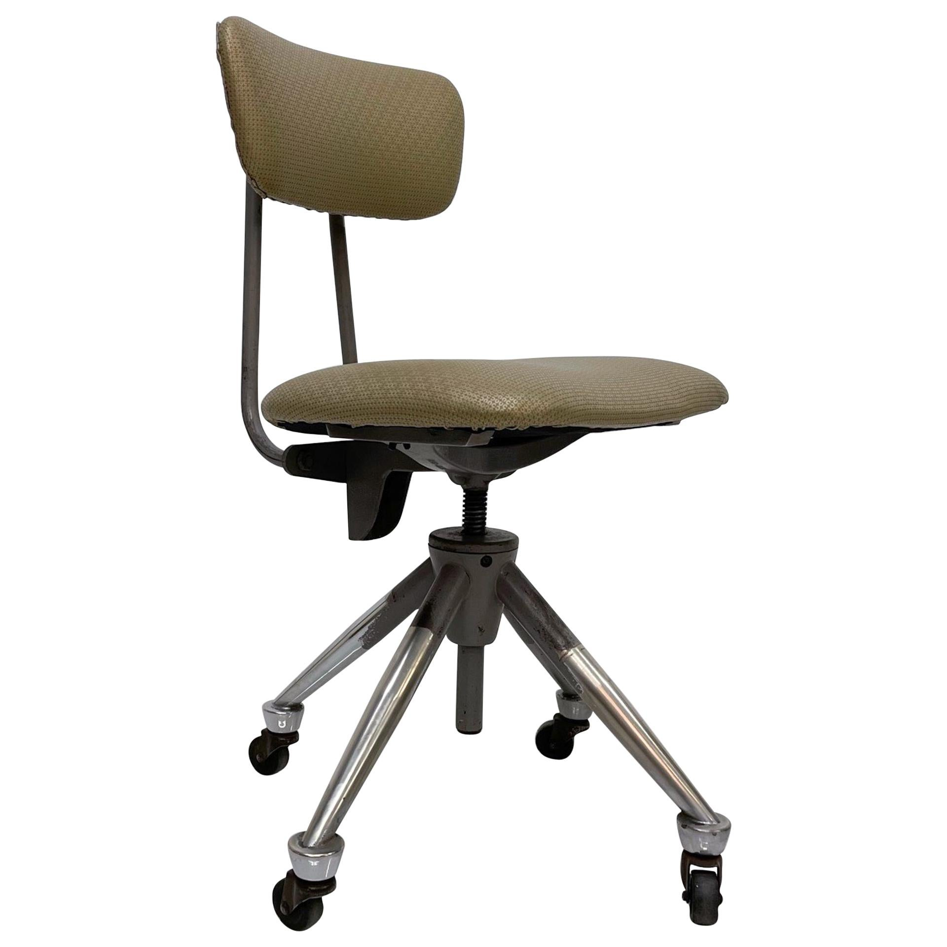 Do More Office Chair Mid-Century Modern Industrial, USA