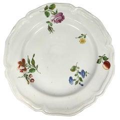 Doccia Floral Plate
