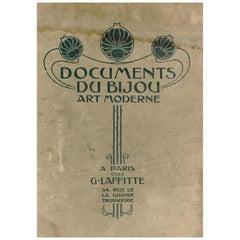 Documents du Bijou Art Moderne, Folio of Designs